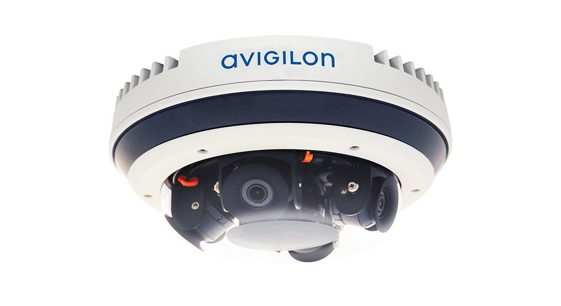 Kohltech Avigilon H4 Multisensor Camera